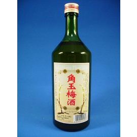 鹿児島芋焼酎 角玉梅酒 750ml